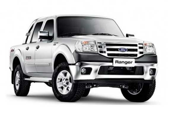 Ficha técnica completa do Ford Ranger Limited 3.0 Turbo 4x4 CD ...