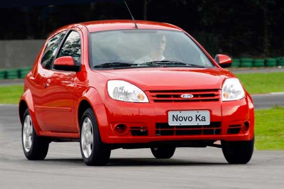 Ficha Tecnica Completa Do Ford Ka Tecno 1 0 2009 Heycar