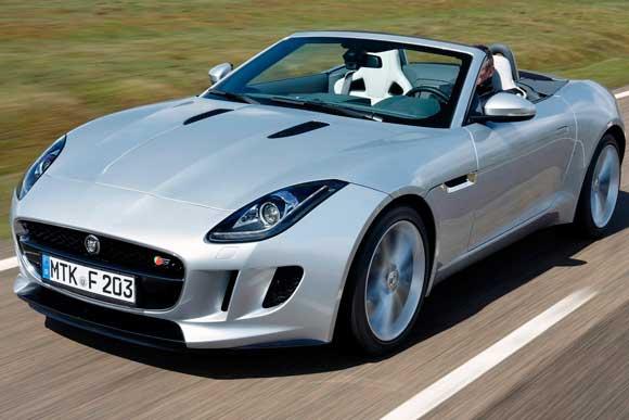 Ficha Técnica Completa Do Jaguar F Type Roadster 3 0 V6 S 2015 Heycar